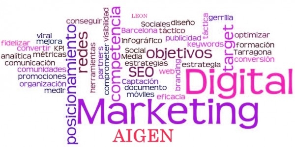 Marketing Digital Aigen